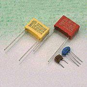 Poly Cap., Film Cap., High Voltage MLCC