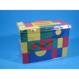 EVA foam building block 68piece (Renforcement des blocs de mousse EVA 68piece)