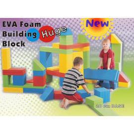 EVA foam huge building block (EVA Foam огромный строительный блок)