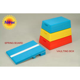 EVA foam valting box (Mousse EVA valting case)