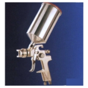 H.V.L.P. Gravity Feed Spray Gun (H.V.L.P. Бачком Spray Gun)