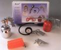 5Pcs Air Tools Kit Suction Spray Gun-Color Box (5 шт Air Tools Kit всасывающий Spray Gun-Color Box)