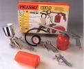 5Pcs Air Tools Kit Gravity Spray Gun-Color Box (5 шт Air Tools Kit Gravity Spray Gun-Color Box)
