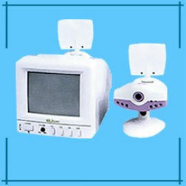 Wireless surveillance system (Беспроводная система наблюдения)