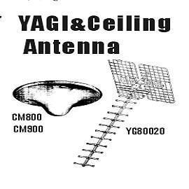 YaKI and Ceiling Antenna (Яки и потолочные Антенна)