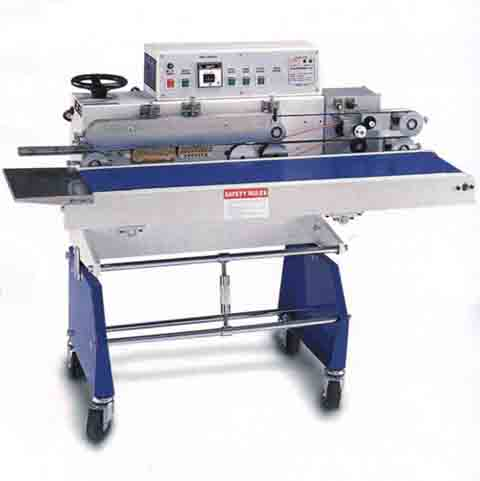 MEDIUM DUTY HORIZONTAL SEALING MACHINE