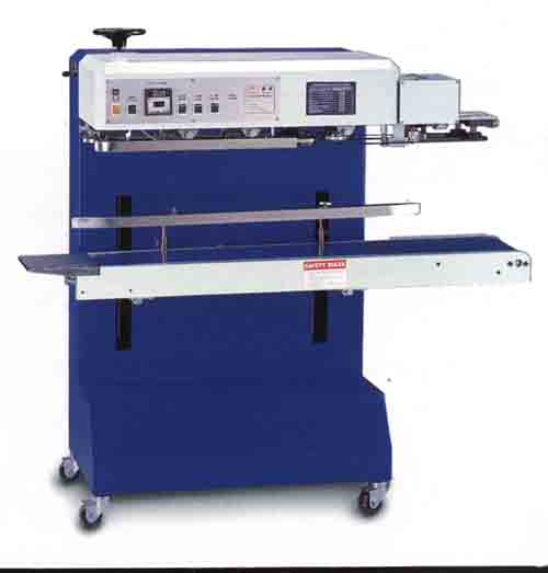HEAVY DUTY VERTICAL SEALING MACHINE