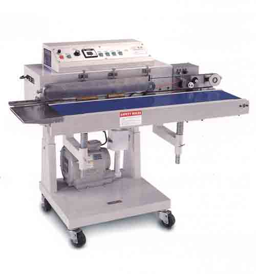VACUUM TYPE SEALING MACHINE