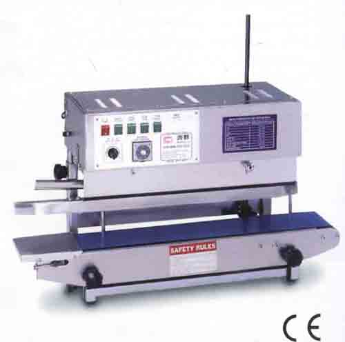 LIGHT DUTY VERTICAL SEALING MACHINE