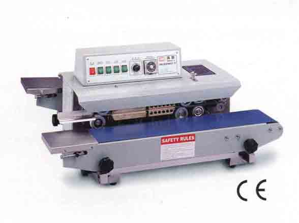 LIGHT DUTY HORIZONTAL DOUBLE SIDES SEALING MACHINE