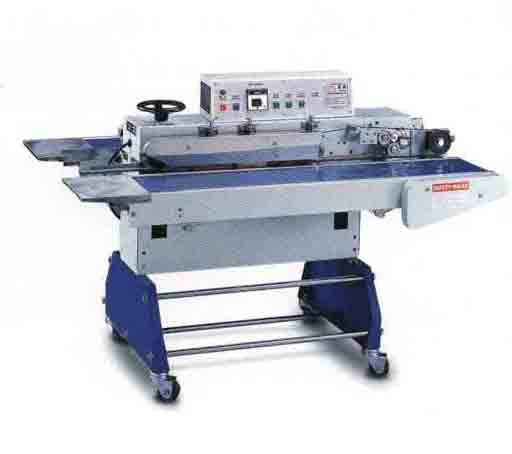 MEDIUM DUTY DOUBLE SIDES SEALING MACHINE