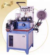 label cutting & folding machine
