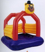 BEAR JUMPING CASTLE (BEAR JUMPING ЗАМОК)