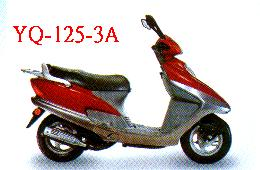 YQ-125-3A MOTORCYCLE