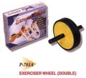 EXERCISE WHEEL (DOUBLE) (Упражнение колеса (DOUBLE))