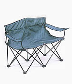 DOUBLE SEAT CAMP CHAIR