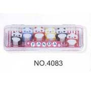 Bear Style of Eraser, Item No. 4083