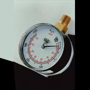 P20BSB4G140 Diaphragm Industrial Pressure Gauge