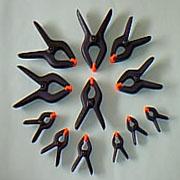 Flex-Jaw Spring Clamp (Flex-челюстной подпружиненный)