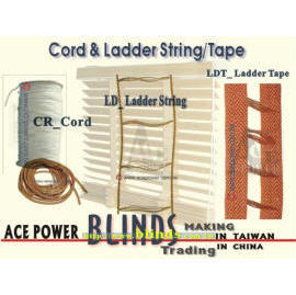 Cord & Ladder String/Tape (Шнур & String Лестнице / Tape)
