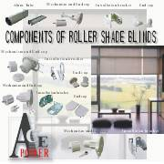 Roller Shade Blinds (Roller Shade Жалюзи)