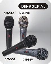 DM-9 Serial Dynamic Microphone