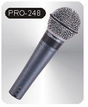 PRO-248 Dynamic SuperCardioid Multi-purpose Microphone