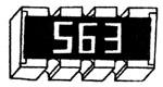 Chip Resistor Network