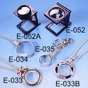 Linen Tester & Necklace Magnifier (Лен Tester & Ожерелье лупа)