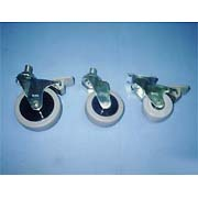 N#(WS) 50, 65, 75 Single Wheel Casters (N # (WS) 50, 65, 75 Single Wh l Ведущие)