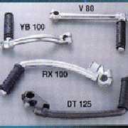 Motorcycle kick starters and gear changing lever (Мотоцикл Kick стартеров и рычаг переключения передач)