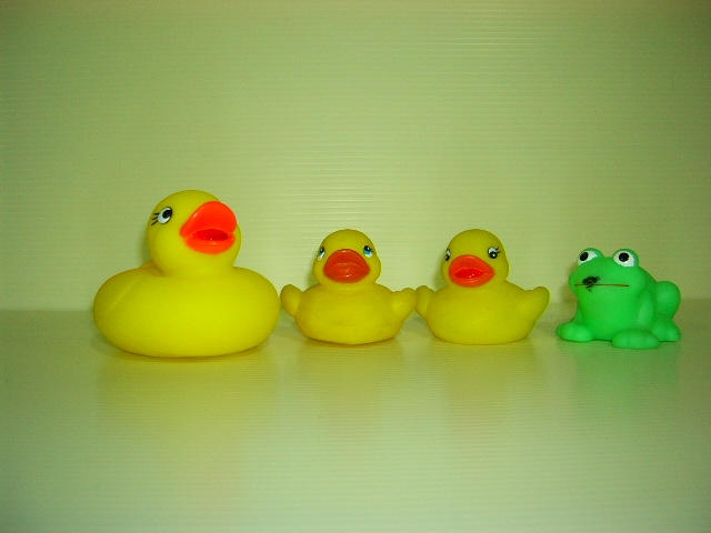 Rubber duck (Rubber Duck)