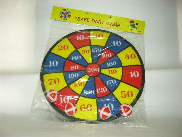 safety dart game