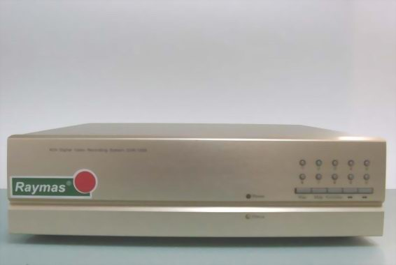4-CH DIGITAL VIDEO RECORDER (4-CH Digital Video Recorder)