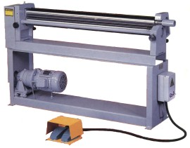 Powered Slip Roll