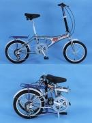 16``/20 Folding Bike