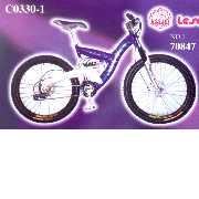 Mountain Bicycle (70847) (Горный велосипед (70847))