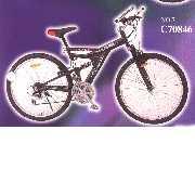 Mountain Bicycle (C70846) (Горный велосипед (C70846))