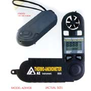 Pocket Size Mini Anemometer