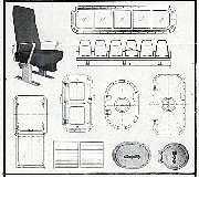 Vessels of seats (Суд сидений)
