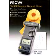 PROVA 6600/6601 3 ?X PF Power Clamp