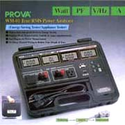 WM-01 True RMS Power Analyzer (WM-01 True RMS Power Analyzer)