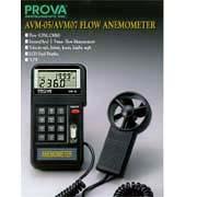AVM-05/AVM-07 Flow Anemometer