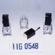 Clear Nail Polish Bottle & Cap w/brushes (Открытый лак для ногтей бутылки Cap & W / Щетки)