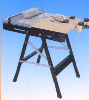 Versatile Table (Wood & metal tabletop)
