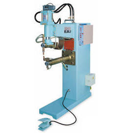 Air Pressure Automatic Spot Welding Machine_Suitably Used for Welding on Round C