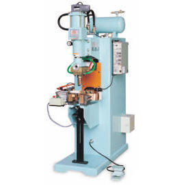 Air Pressure Automatic Spot Welding Machine_Automatic Parts and Special Shape Wo