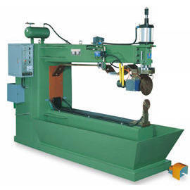 Air Hydraulic Pressure Automatic Seam Welder