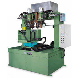 Air Hydraulic Pressure Automatic Seam Welder_Vertical Seam Welding for Cartridge
