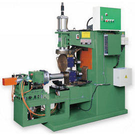 Air Hydraulic Pressure Automatic Seam Welder_Vertical Type Seam Welder for Stain